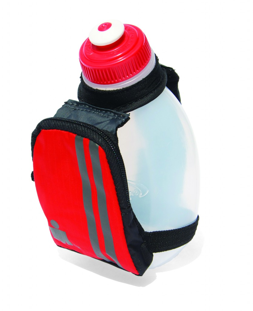 FUELBELT Ironman Collection _sprint_red carbon_P495