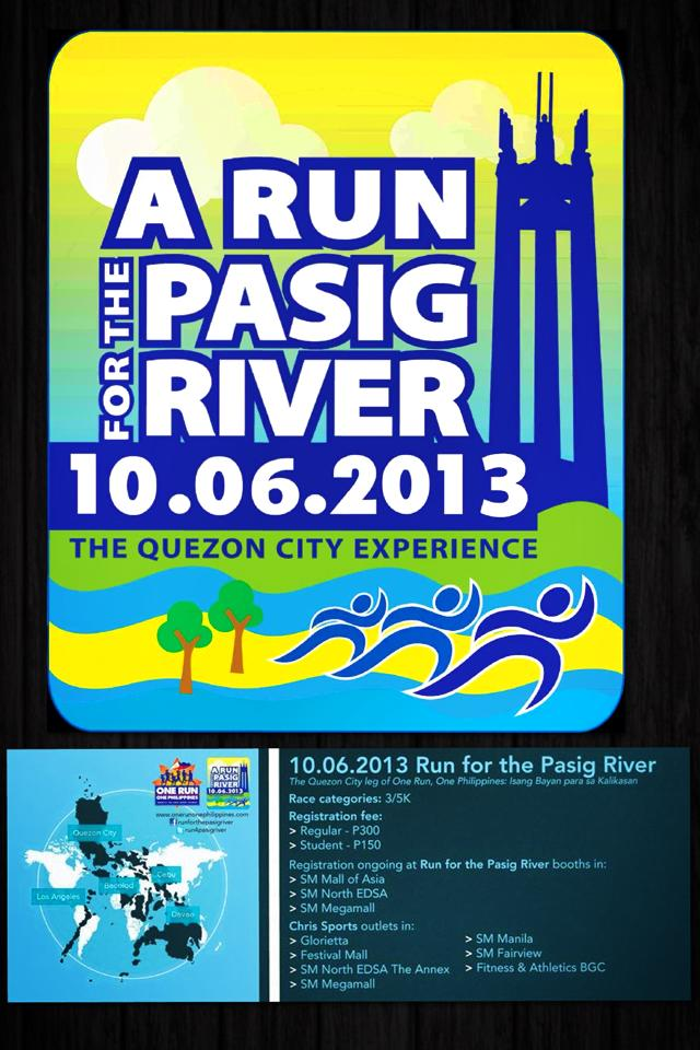 run for pasig river 2013 results and photos