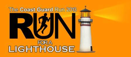 Run for a Lighthouse 2013 poster