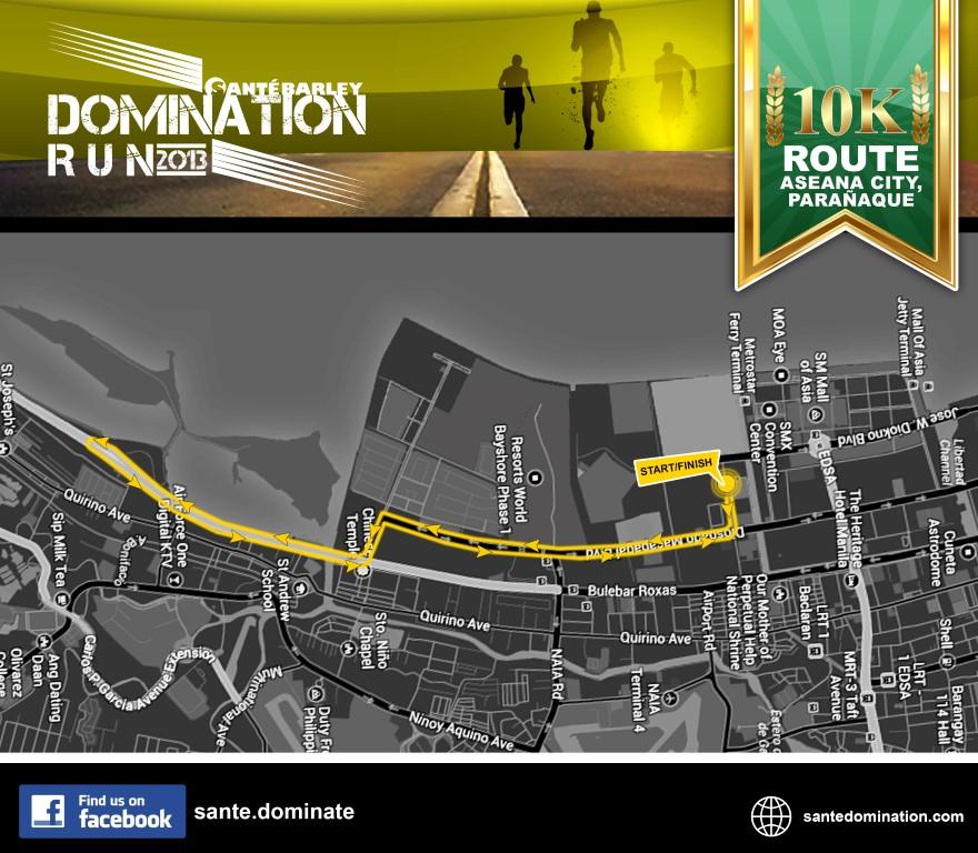 Sante-10k-map (Medium)
