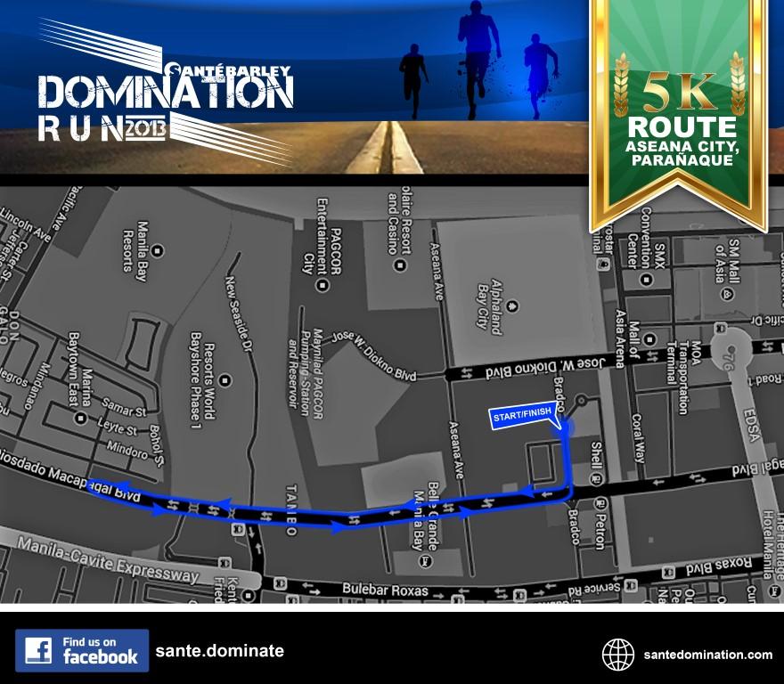 Sante-5k-map (Medium)