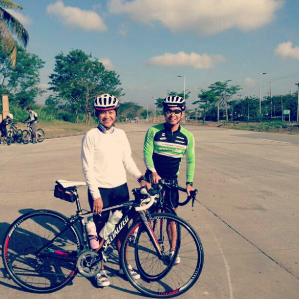 first nuvali ride