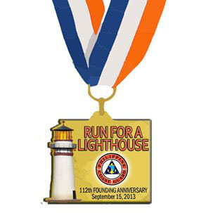 lighthouse-medal