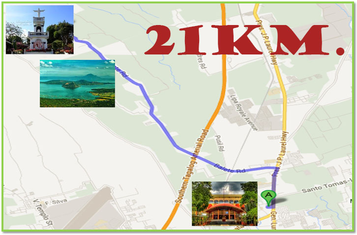 lipa-city-half-marathon-2013-route-map-21k