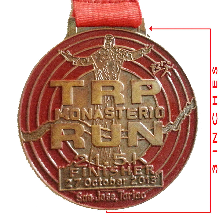 monasterio-de-tarlac-half-marathon-2013-medal-design