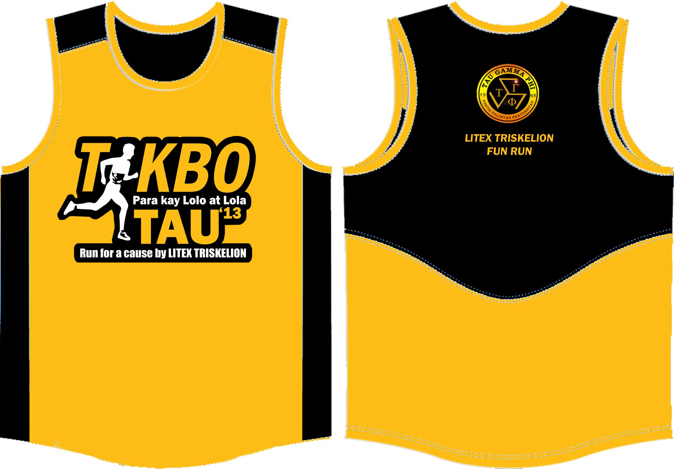 takbo-tau-2013-singlet-design