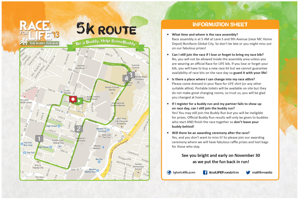 5K-Race-for-Life-map