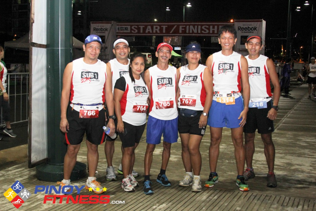 Pinoy Fitness SUB-1 10K