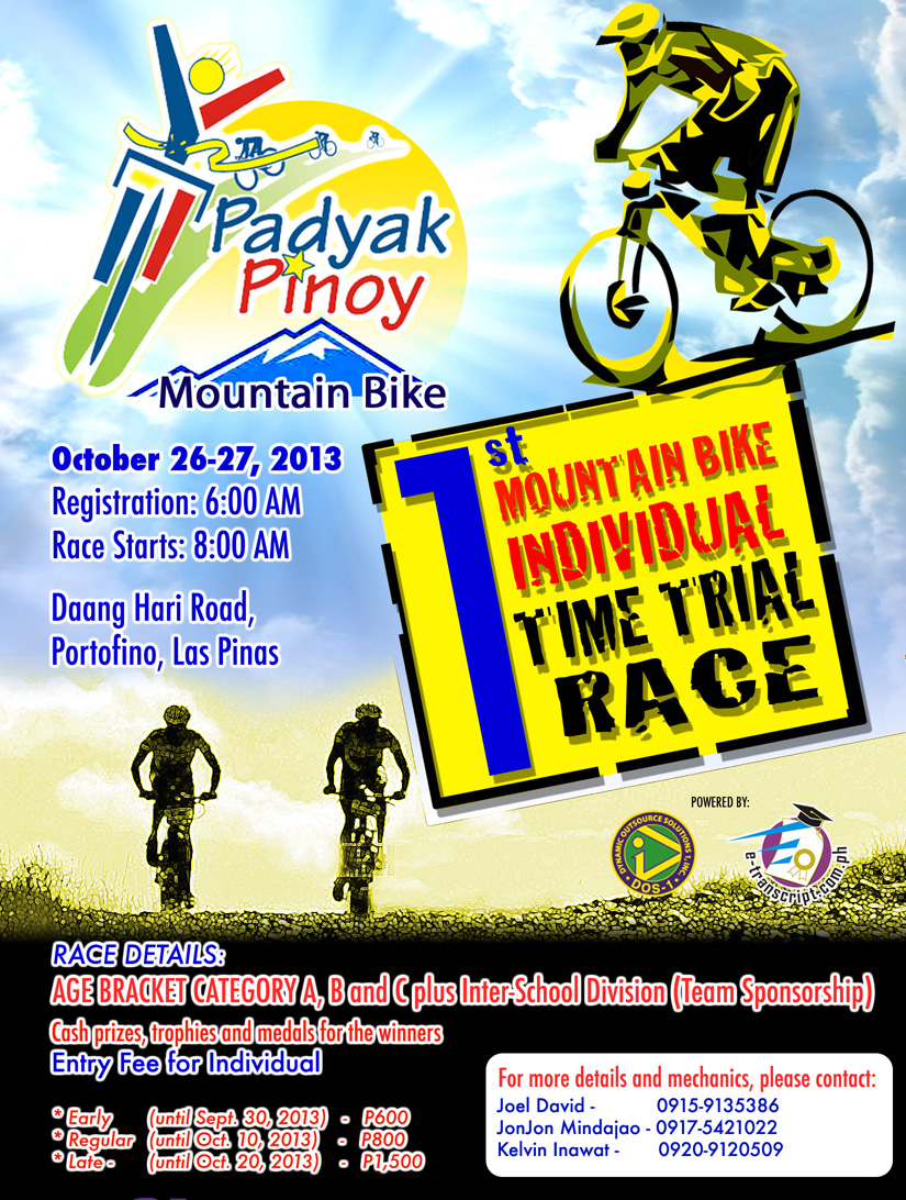 Padyak-Pinoy-Mountain-Bike-2013-Poster