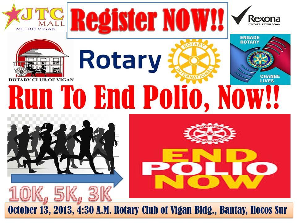 end-polio-run-2013-poster