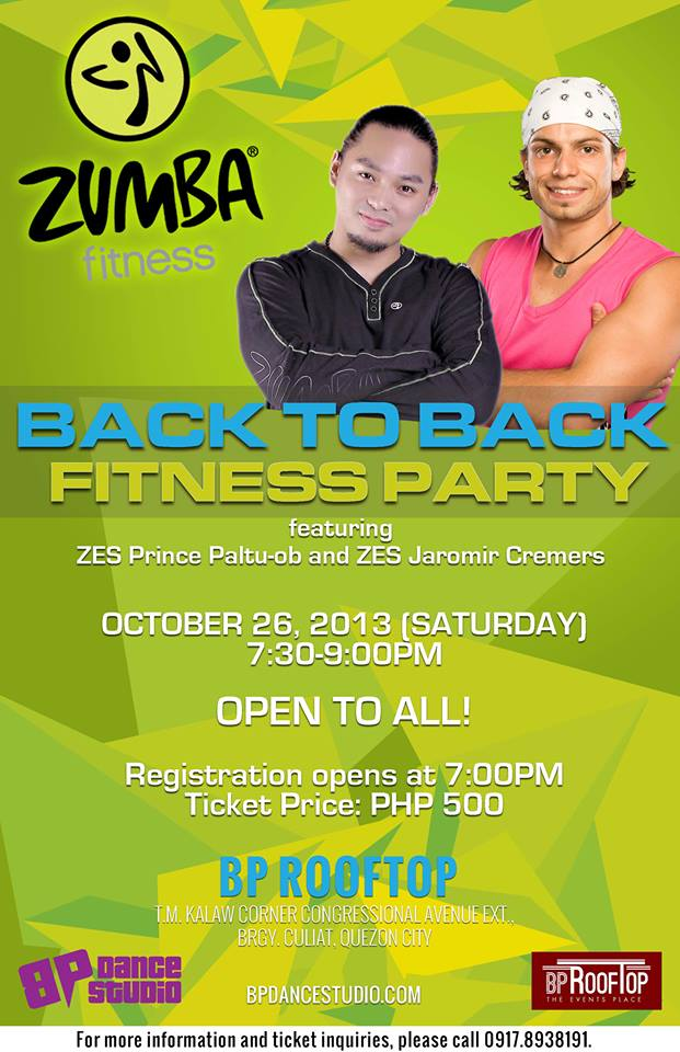 zumba-party-back-to-back-2013-poster