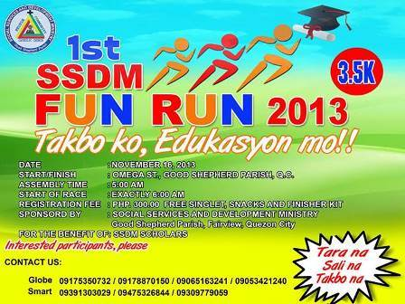 1st-ssdm-fun-run-2013-poster
