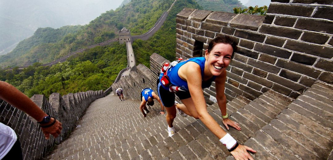 The Great Wall Marathon China Pinoy Fitness - Great wall marathon