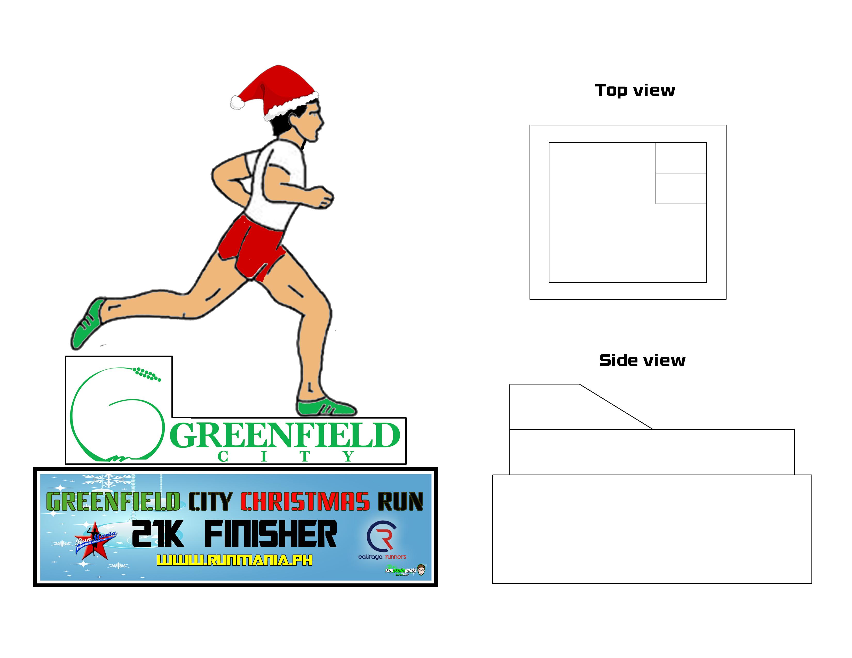 greenfield-city-christmas-run-2013-trophy-design