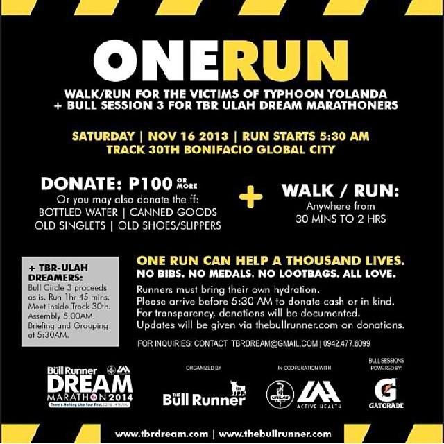 one-run-tbr-2013-poster