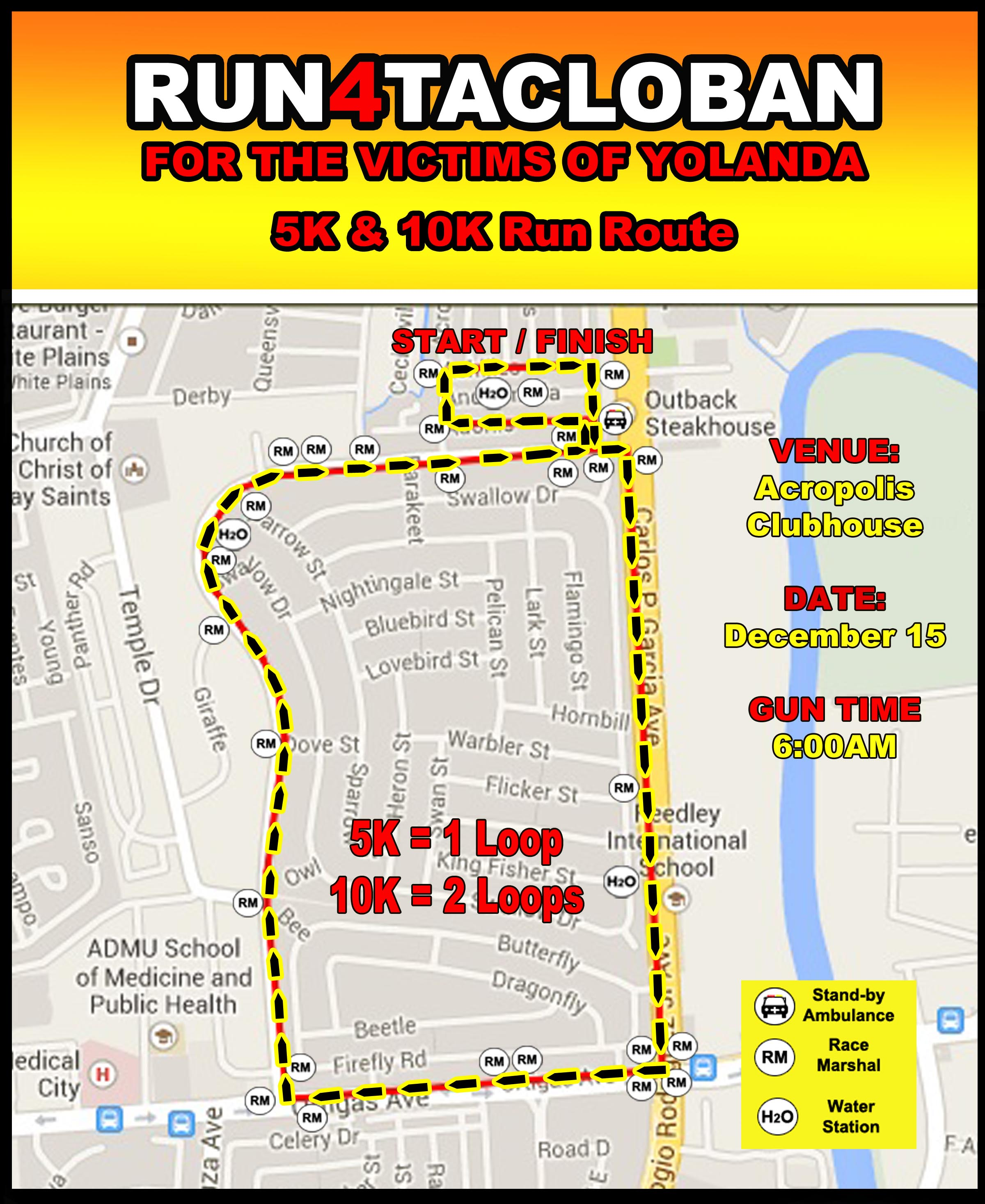 run-4-tacloban-2013-route-map