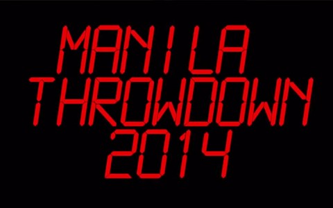 Crossfit Manila Throwdown 2014 cover