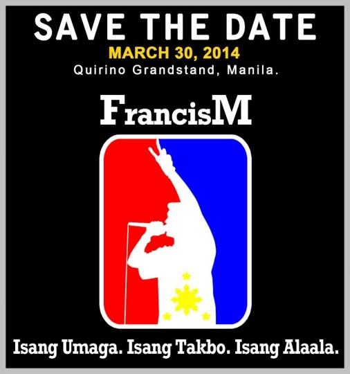 Francis-M-Run-2014-poster