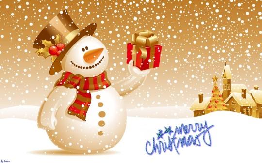 Merry-christmas-2014-snowman