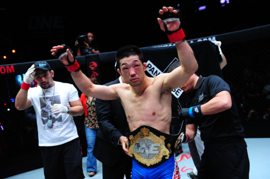 KOJI OISHI - photo c/o ONE FC