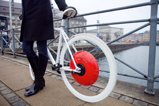 The Copenhagen Wheel - Photo c/o: http://web.mit.edu/