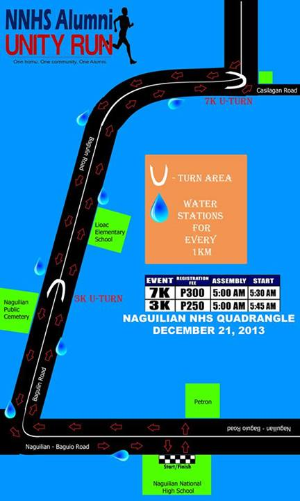 nnhs-alumni-unity-run-2013-route-map
