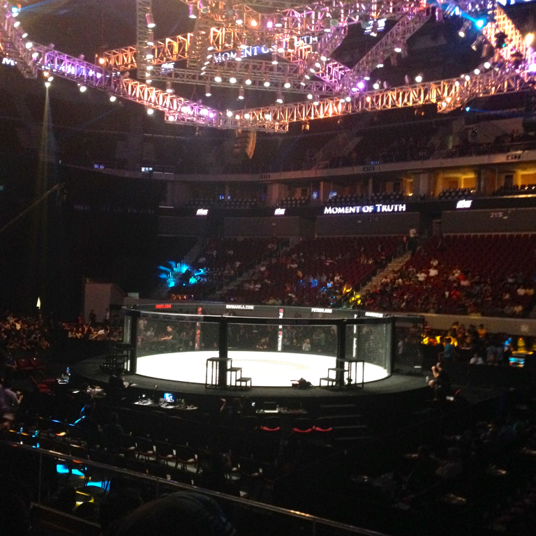 Mall of Asia arena played host to a night of spectacular One FC fights.