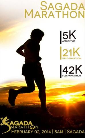 am sagada mt province race distances 5k 21k 42k registration fees 5k