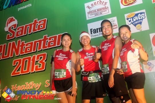 Santa Runtantan 2013
