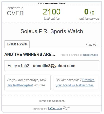 soleus-winner