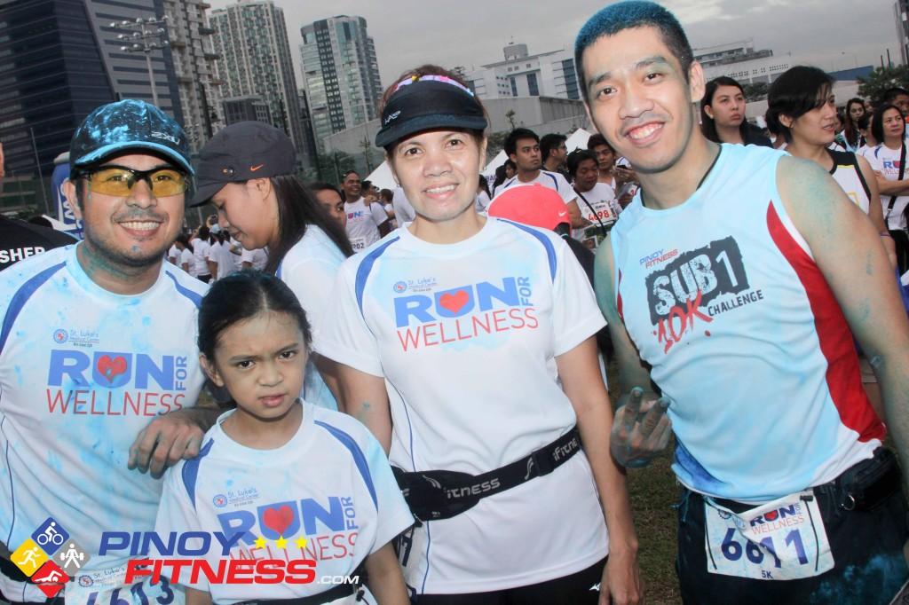 St Lukes Run for Wellness