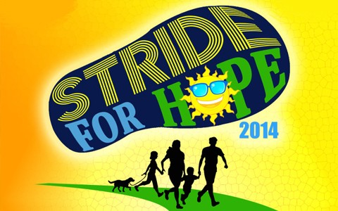 Stride for Hope cover 2014