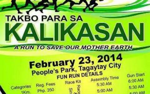 Takbo-Para-sa-Kalikasan-2014-poster