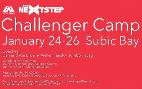 The Next Step Challenger Camp 2014 Final cover