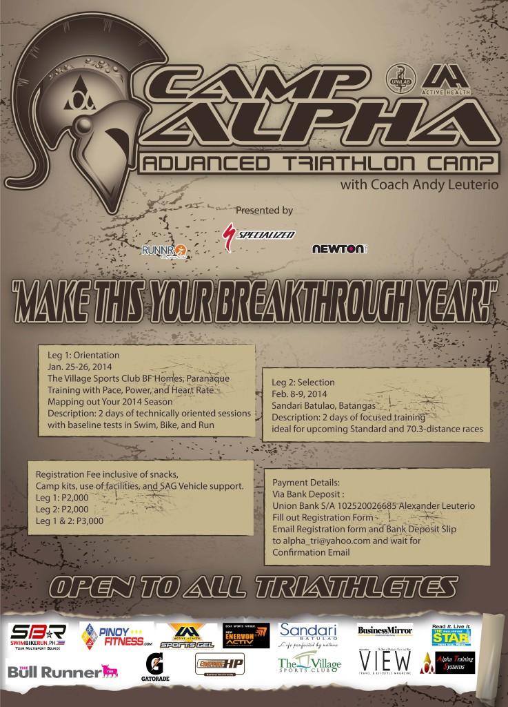 ULAH Camp Alpha8