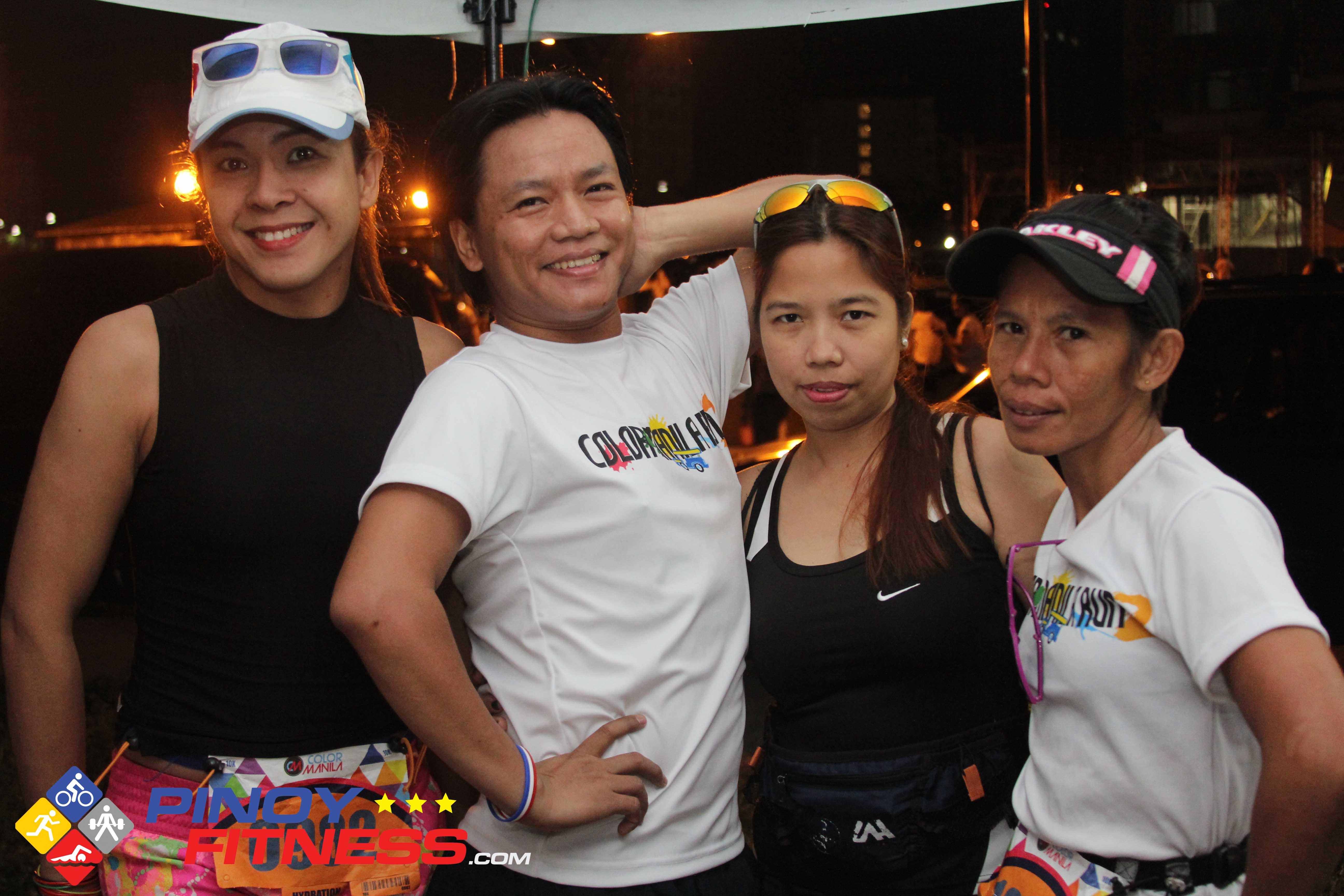 Color Manila Run 2 - 2014