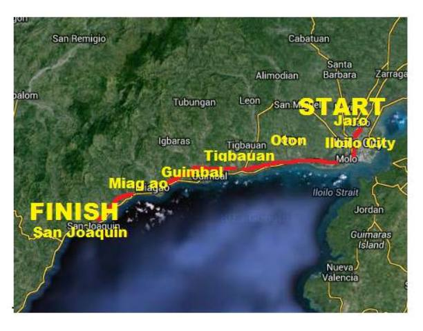 iloilo-ultramarathon-2014-map