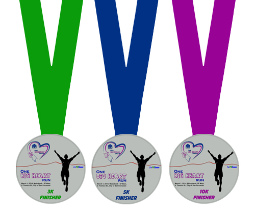 one-big-heart-run-2014-medal-design