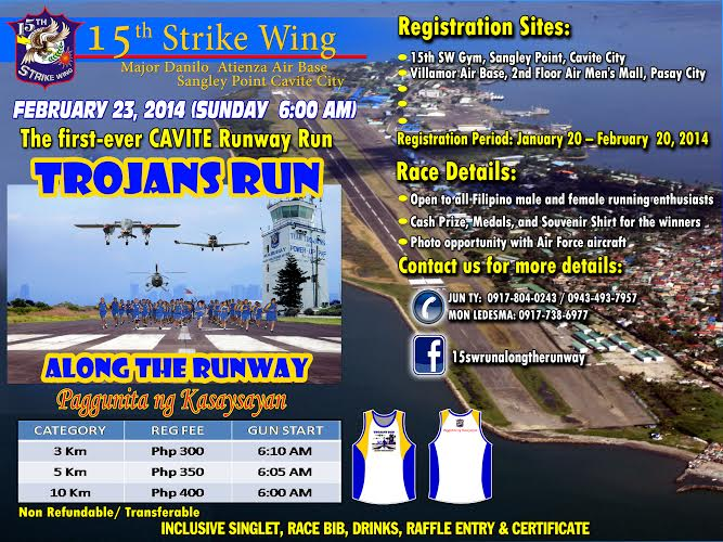 trojans-run-along-the-runway-2014-poster