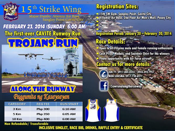 trojans-run-along-the-runway-2014-poster