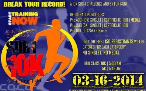 10k-sub1-challenge-and-5k-fun-run-2014-poster
