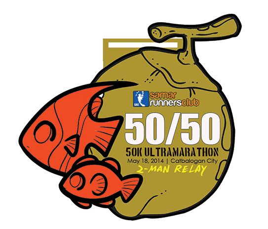50-50-Ultramarathon-2014-relay-medal