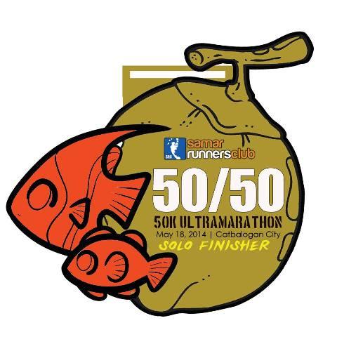 50-50-Ultramarathon-2014-solo-medal