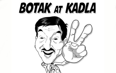 Botak at Kadla ni Pidol 2014 - cover