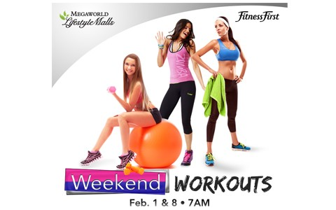 Eastwood Weekend Workouts 2014 cover