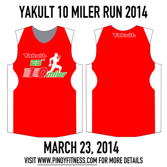 Yakult-10-miler-run-2014-singlet