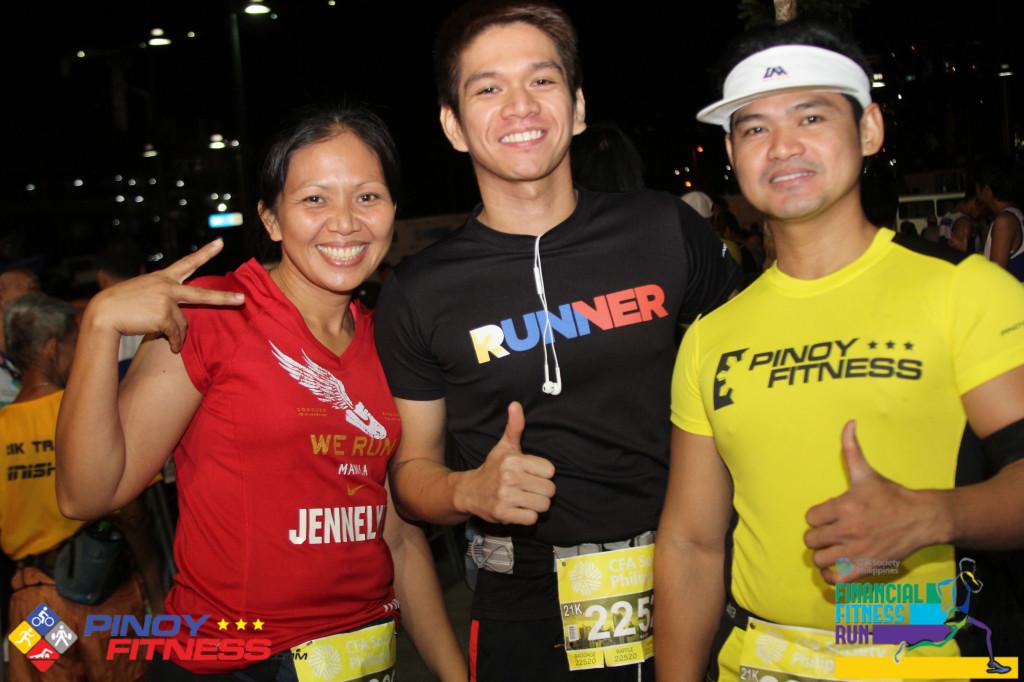 PF @ Financial Fitness Run 2014