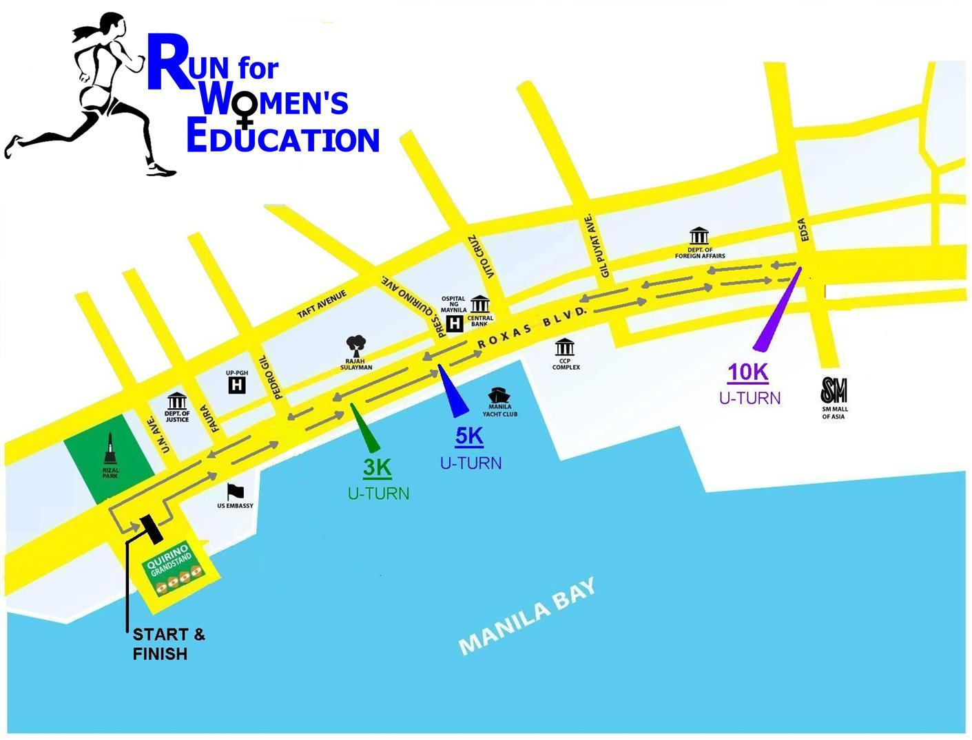 run-for-women's-education-2014-race-route