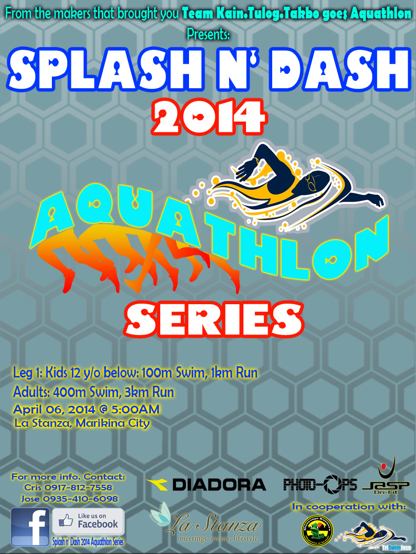 splash-n-dash-aquathlon-series-2014-poster