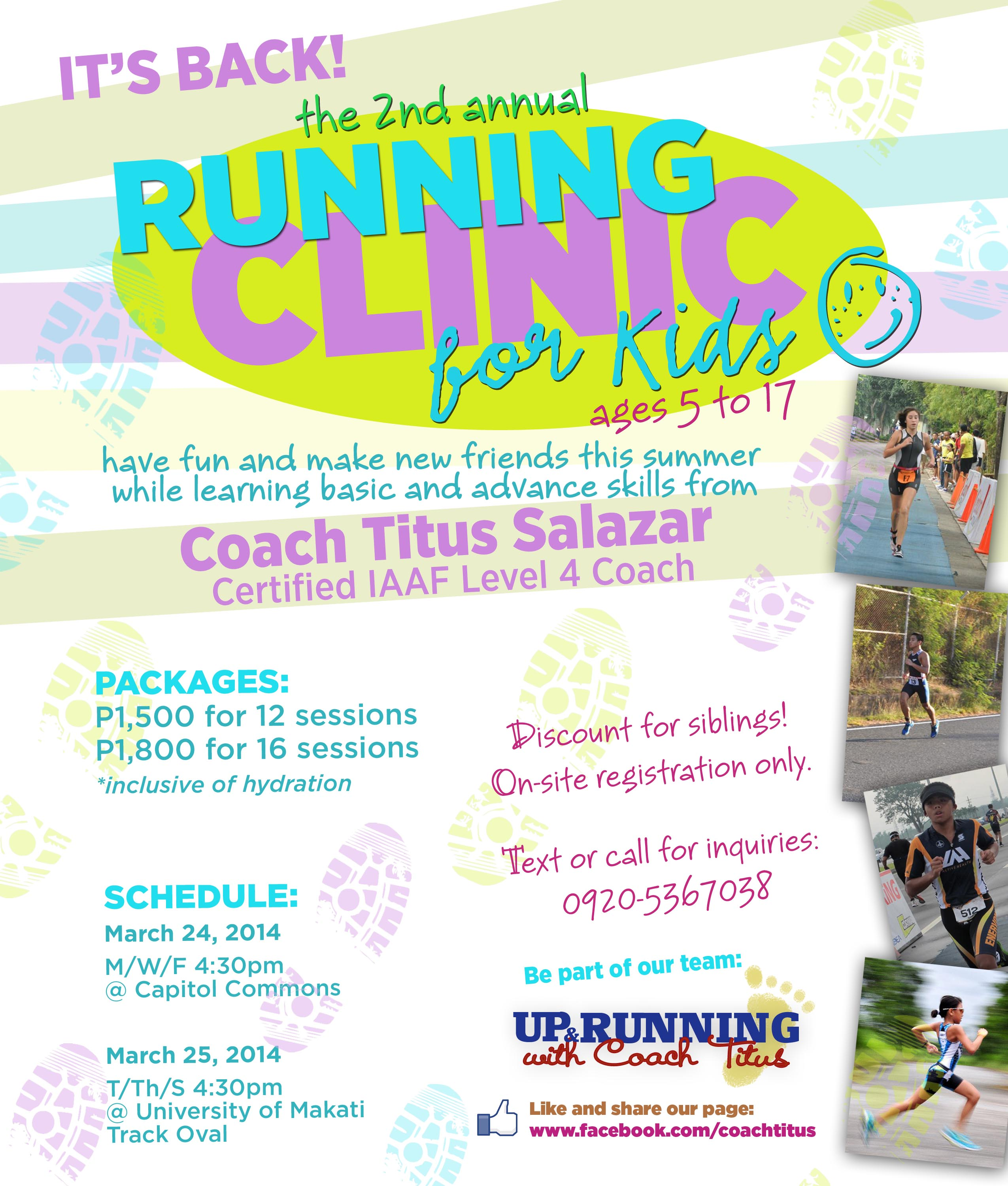 the-2nd-annual-running-clinic-for-kids-2014-poster